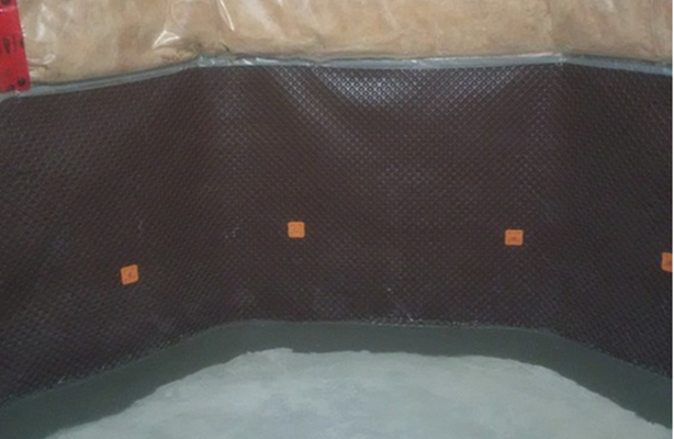 Interior Waterproofing Gallery Affordable Basement Waterproofing