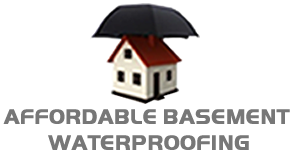 Affordable Basement Waterproofing Footer Logo
